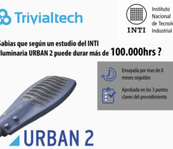 URBAN 2 SUPERA LAS 100.000hrs
